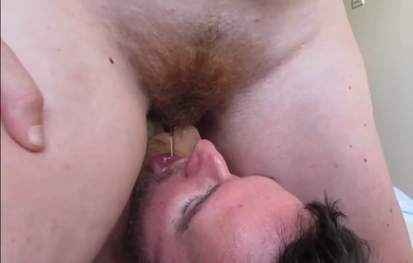 Vintage Hairy Teen Pussy